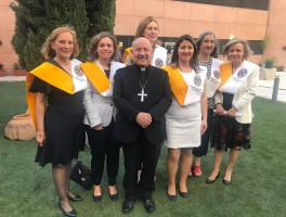 "Despedida de alumnos del ISCR ""Ntra. Sra. del Pilar"" del curso 2017-2018"