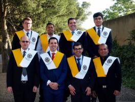 Despedida de alumnos del CRETA del curso 2016-2017