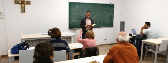 Licenciatura en Teología Catequética